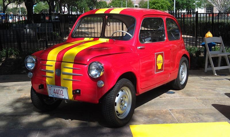Fiat at Eco-Marathon